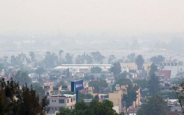 Valle de México amanece con regular calidad del aire - calidad aire valle de México