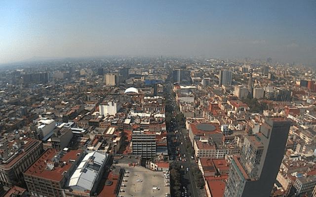 Activan acciones preventivas por ozono en el Valle de México - Calidad del aire en la Ciudad de México
