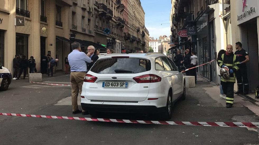 Al menos siete heridos por explosión en Lyon - Internacionales