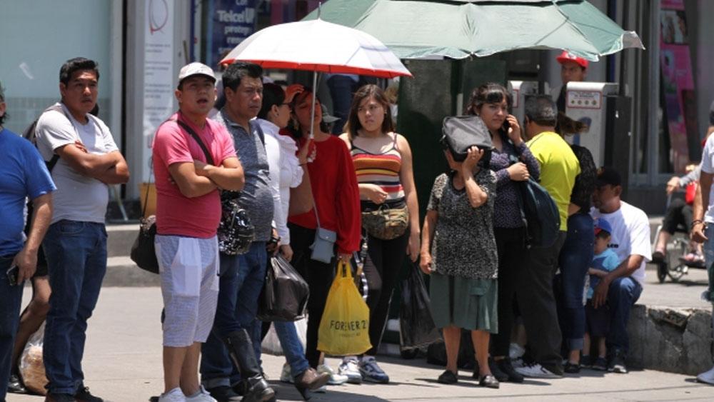 Hasta 31 grados en el Valle de México. Noticias en tiempo real