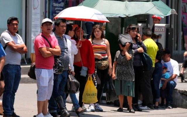 Temperaturas de hasta 31 grados en el Valle de México - calor cdmx temperaturas Valle de México