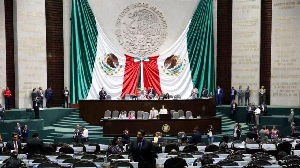 Diputados reciben Plan Nacional de Desarrollo - cámara de diputados