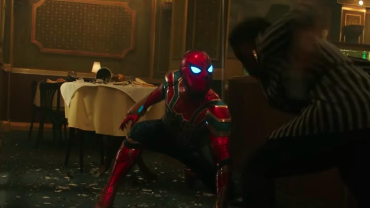 Far From Home entrena nuevo tráiler — Spider-Man