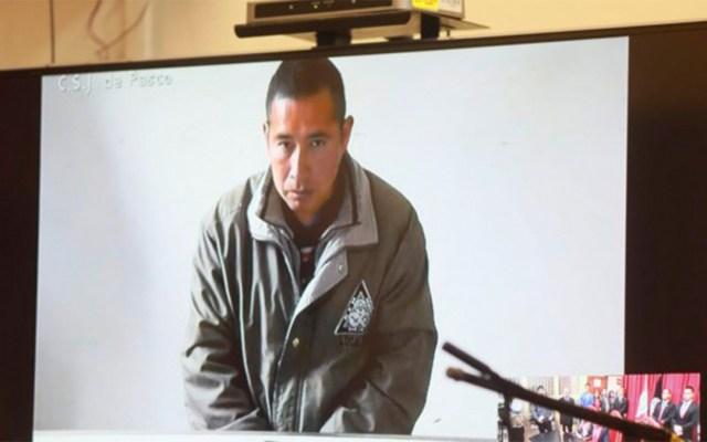 Condenan a hombre que quemó viva a mujer en autobús en Perú - cárcel feminicida autobús perú