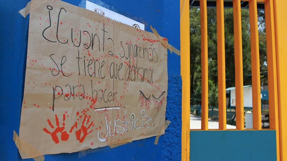 PGJ ya cuenta con un detenido por muerte de alumna de CCH Oriente - Ernestina Godoy CCH Oriente alumna Aideé mendoza
