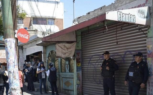 """Clausuran 14 """"chelerías"""" durante operativo en Iztacalco - Iztacalco chelerías"""