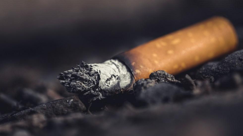 #Video Los pulmones de un hombre que fumó una cajetilla diaria - Cigarro. Foto Ray Reyes / Unsplash pulmones