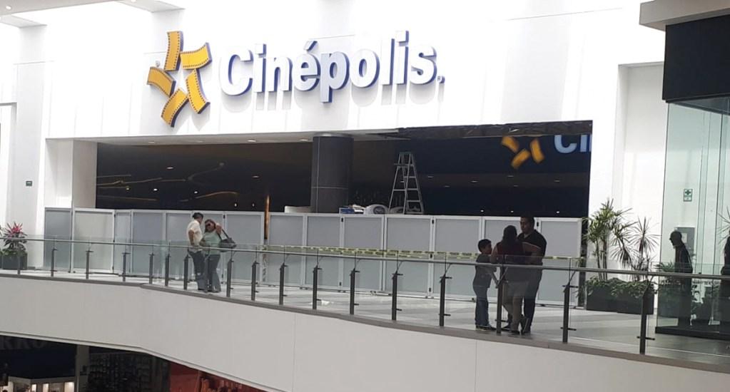 Cinépolis busca reestructurar más de mil mdd en créditos debido a pandemia - Foto de Reporte Noreste