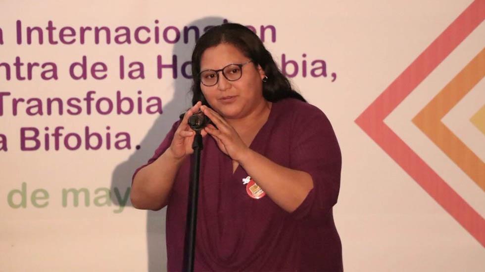 Citlalli Hernández senadora