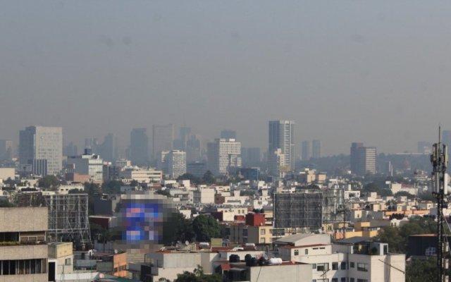 Valle de México continúa con muy mala calidad del aire - Foto de @SSaludCdMx