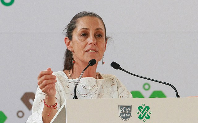 Sheinbaum pretende promoverse con consulta sobre revocación: PRD - Foto de Notimex