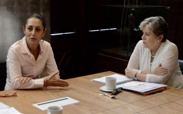 Cepal asesora a Ciudad de México en materia de desarrollo económico - Foto de @Claudiashein