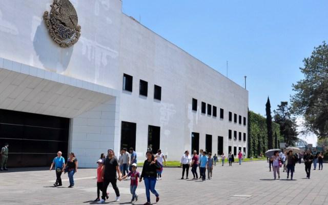 SAE realizará subasta de vehículos en Los Pinos - Foto de Notimex