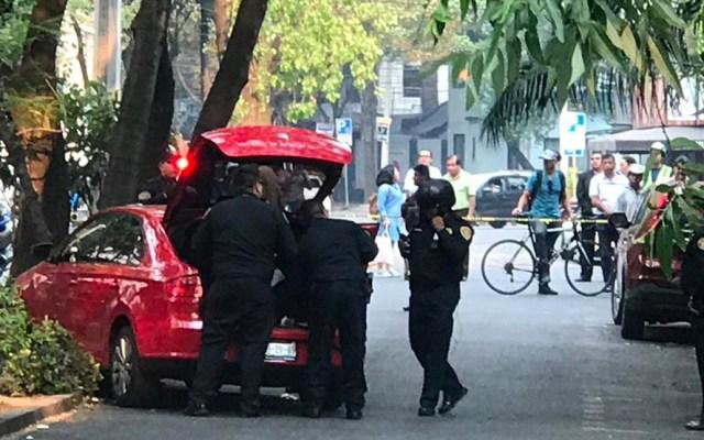 Ejecución en la Condesa fue por enfrentamiento entre narcomenudistas: Jesús Orta - condesa narcomenudeo