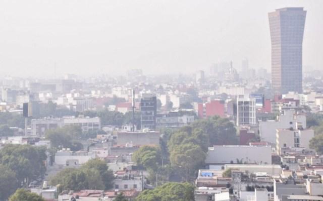 Alertan por riesgos ante altas concentraciones de contaminantes - contaminación contingencia cdmx