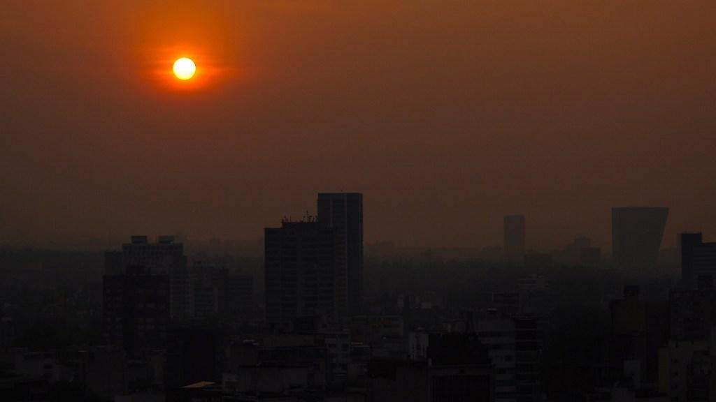 Ninguna ciudad está exenta de la contaminación: Semarnat - contaminación ciudad de méxico semarnat