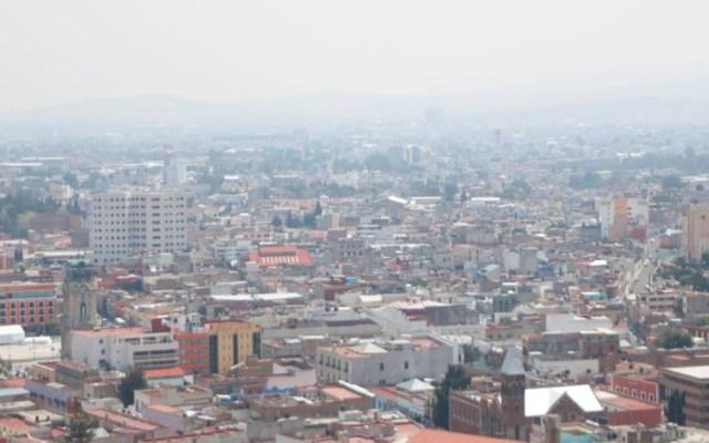 Continúa la contingencia ambiental en Hidalgo - continua contingencia ambiental en pachuca hidalgo