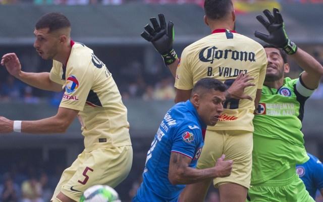 Cruz Azul no venció a sus fantasmas y América está en semifinales - Foto de Adrian Macias / Mexsport.