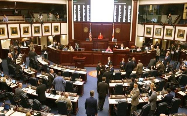 Validan prohibición de 'ciudades santuario' en Florida - Debate de legisladores de Florida sobre ciudades santuario. Foto de Tampa Bay Times