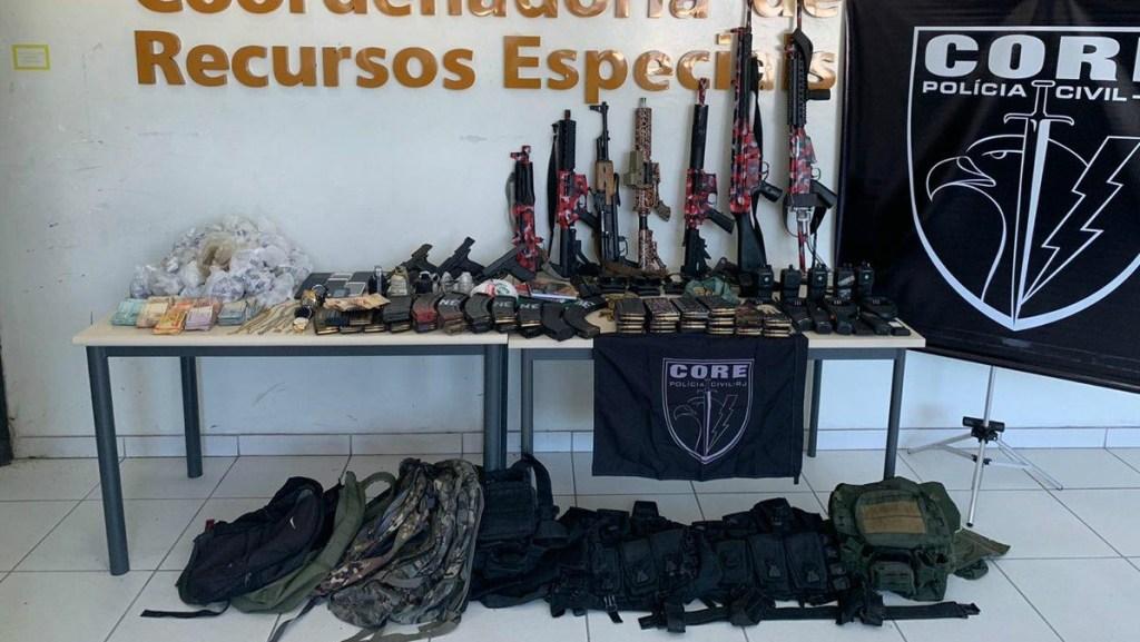Policía mata a ocho sospechosos de narcotráfico en Rio de Janeiro - Foto de Conexāo Politica
