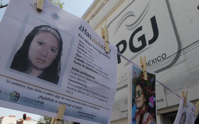 Búsqueda de desaparecidos es prioridad para gobierno - desaparición de personas
