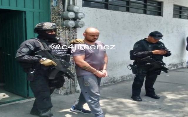 Detienen en Ciudad de México a colombiano buscado en 193 países - colombiano detenido interpol