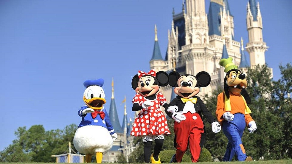 Arrestan a bisabuela en Disney World por portar aceite con cannabidiol - Disney World. Foto de @WaltDisneyWorld