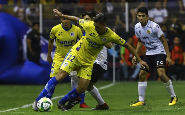 Dorados empata con San Luis en final de ida en Ascenso MX - Foto de Mexsport