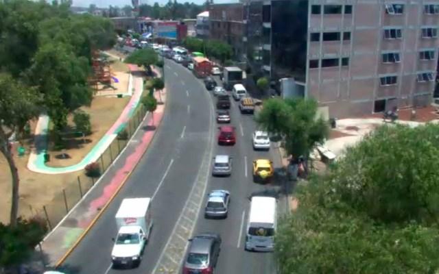 Coacalco y Ecatepec amanecen con mala calidad del aire - Foto de @CMyTEcatepec