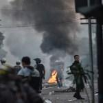 Seis muertos en enfrentamientos tras elecciones en Indonesia - elecciones Indonesia enfrentamientos fraude