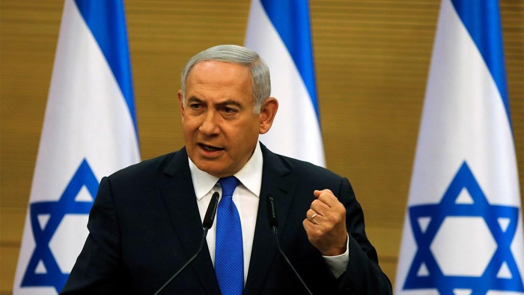 Israel podría volver a votar ante incapacidad de Netanyahu de formar gobierno - elecciónes israel netanyahu