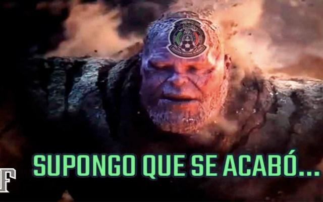 Memes de la eliminación de México en el Mundial Sub-20 - memes eliminación méxico mundial sub 20