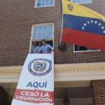 Representante de Guaidó asume control de embajada venezolana en Washington - Foto de @carlosvecchio