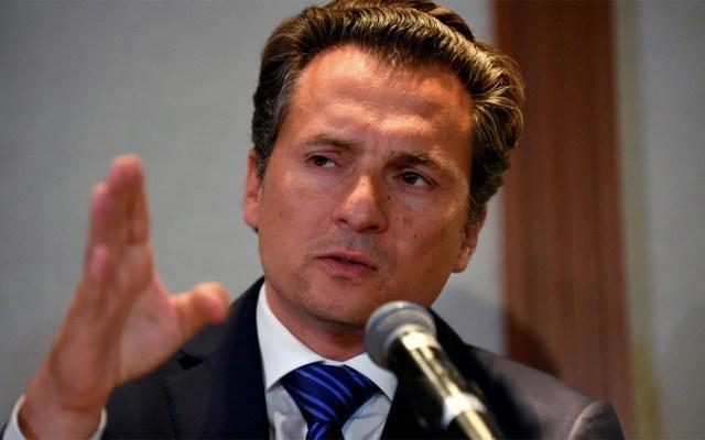Emilio Lozoya consigue suspensión provisional para evitar detención - amparo Emilio Lozoya