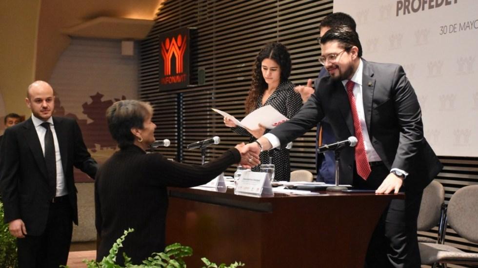 Infonavit devuelve 1.6 mdp a derechohabientes - Entrega de subcuentas de vivienda. Foto de @Infonavit