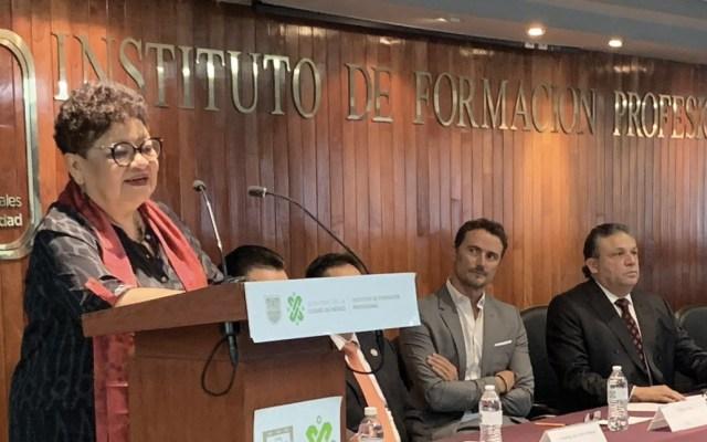 Reconoce Godoy crisis de violencia en Ciudad de México - ernestina godoy