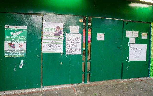 SEP suspende clases en el Valle de México y Edomex por contingencia - escuela contingencia