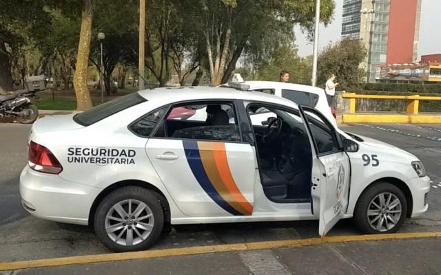 Enfrentamiento entre vendedores ambulantes en la UNAM deja un herido - Facultad de Filosofa y Letras UNAM seguridad balacera