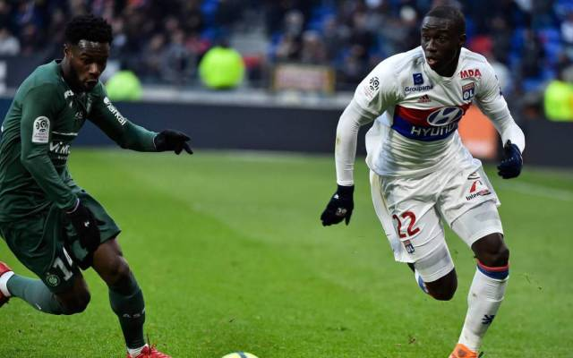 Real Madrid contrata a Ferland Mendy - Real Madrid contrata a Ferland Mendy
