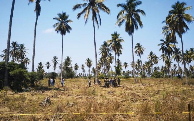 Localizan 10 cuerpos en fosas clandestinas en Colima - fosas clandestinas