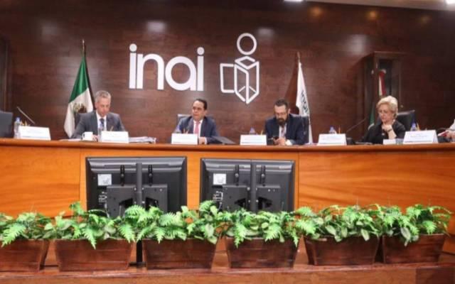 Semarnat deberá informar sobre empresa de manejo de residuos peligrosos - Foto del INAI