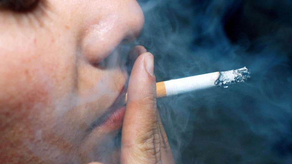 En México mueren al día 167 personas por enfermedades asociadas al tabaquismo - cáncer de nariz Fumar cigarro tabaco