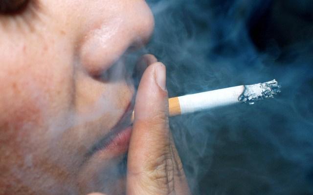 Fumar y respirar sustancias tóxicas aumenta riesgo de desarrollar cáncer de nariz - cáncer de nariz Fumar cigarro tabaco