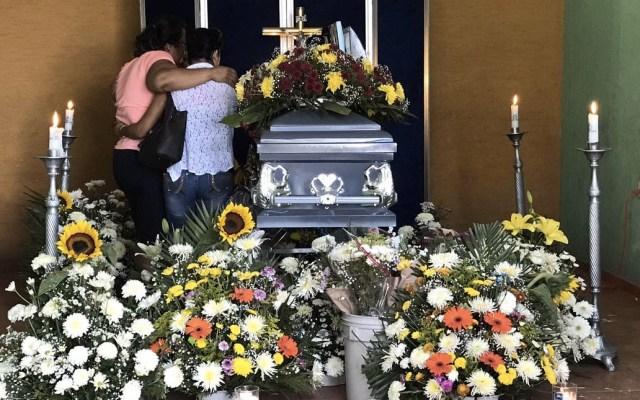 Familiares de menor asesinado en Manzanillo piden a asaltantes entregarse - Funeral Manzanillo Germán Kiosko asalto