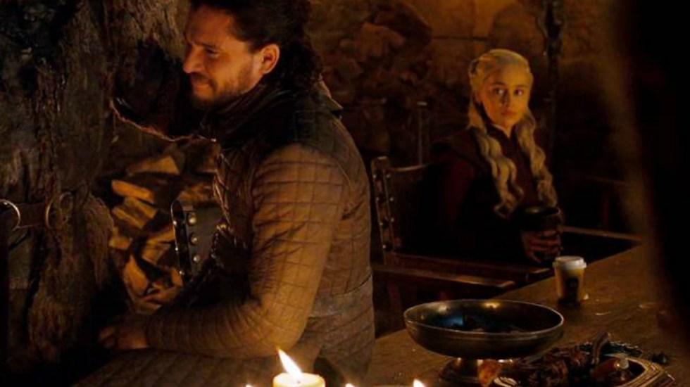 Cuando Starbucks se cuela en Game of Thrones - Foto de HBO