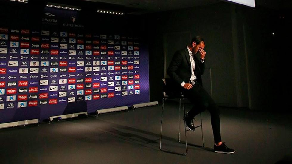 Godín se despide del Atlético de Madrid - godín atlético de madrid