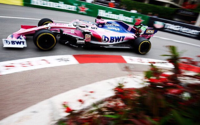 Checo Pérez iniciará el Gran Premio de Mónaco en la posición 17 - Checo Pérez gran premio de mónaco