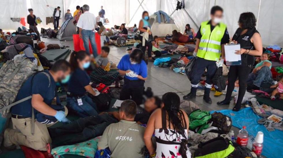 Muere niña migrante de Guatemala en la Ciudad de México - niña migrante