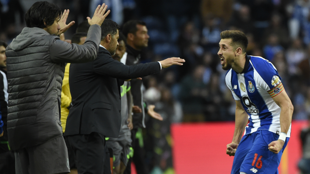Porto se queda sin la copa al caer en penales contra Sporting