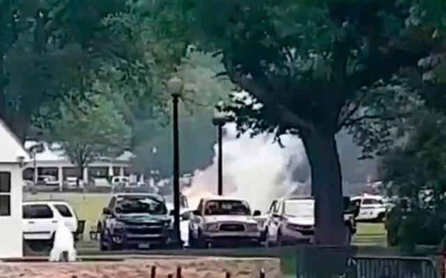 Muere hombre que se inmoló cerca de la Casa Blanca - hombre se inmola casa blanca 2